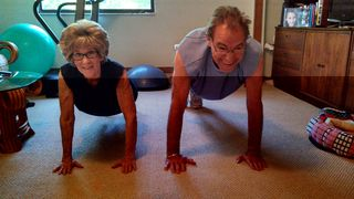 Dick and dottie plank
